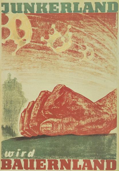 sozialistische landwirtschaft und die bildende kunst